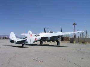 Самолет Ту-2 (восстановленный)