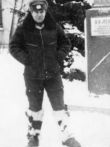 Старший воздушный стрелок Владимир Прусалов