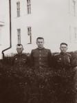 Мамошин П.Н. (в центре). Львов. 01.03.1945 г.